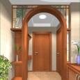 dizajn prihozhej v panelnom dome mini