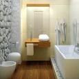 Выбор керамической плитки для ванной комнаты