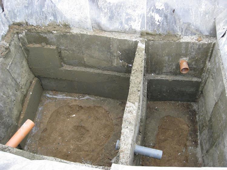 Сливная яма своими руками в частном доме