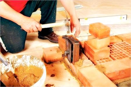 Выкладываем кирпичную печь