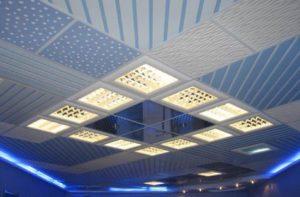 использования для современных подвесных потолков1