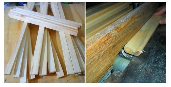 Качественные деревянные элементы