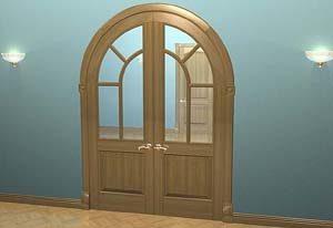арочные двери1