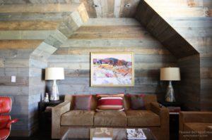 образом оформляется декор деревянных домов