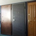 стальные входные московские двери