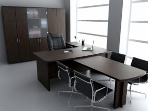 Мебель для кабинета руководителя организации