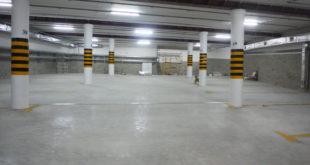 Топпинг промышленных бетонных полов
