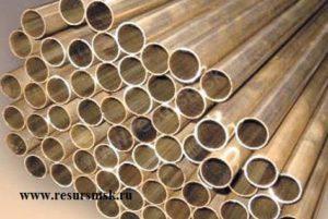 Высокопрочные латунные трубы