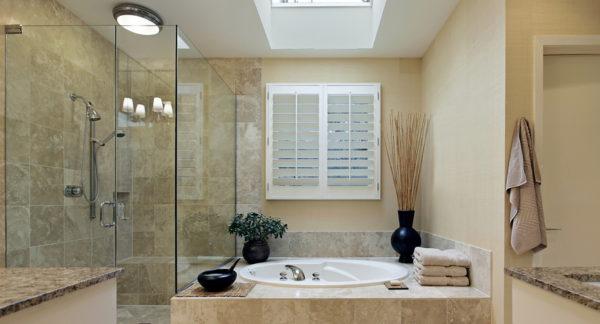 Разница между ванной и душем