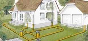 канализации и водоснабжения в частном домостроении