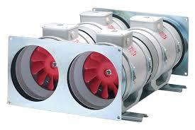 слов о производителях канальных вентиляторов