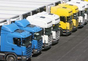 грузов автомобильным транспортом