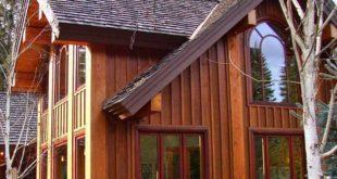 Деревянный сайдинг: особенности материала, недостатки