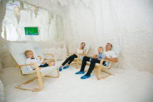 Галотерпия – оздоровления с помощью соли