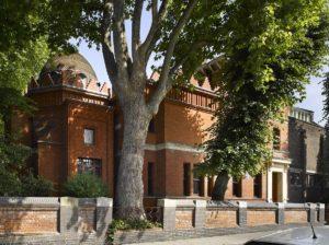 Музей дизайна. Отреставрированный памятник 1960-х годов