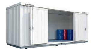 и минусы хранения товаров в контейнере